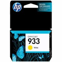 Hewlett Packard HP CN060AN ( HP 933 Yellow ) InkJet Cartridge