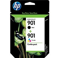 Hewlett Packard HP CN069FN ( HP 901 ) InkJet Cartridge Combo Pack