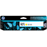 Hewlett Packard HP CN624AM ( HP 971 yellow ) InkJet Cartridge