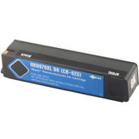 Hewlett Packard HP CN625AM ( HP 970XL black ) Remanufactured InkJet Cartridge