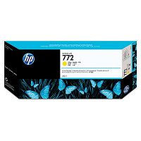 Hewlett Packard HP CN630A ( HP 772 yellow ) InkJet Cartridge