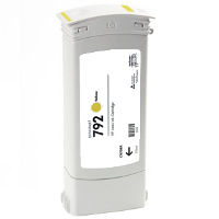 Hewlett Packard HP CN708A / HP 792 Yellow Remanufactured InkJet Cartridge