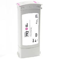 Hewlett Packard HP CN710A / HP 792 Light Magenta Remanufactured InkJet Cartridge