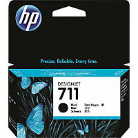 Hewlett Packard HP CZ129A ( HP 711 black ) InkJet Cartridge