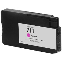 Hewlett Packard HP CZ131A (HP 711 Magenta) Remanufactured InkJet Cartridge