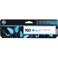 Hewlett Packard HP D8J07A ( HP 980 Cyan ) InkJet Cartridge