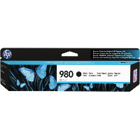 Hewlett Packard HP D8J10A ( HP 980 Black ) InkJet Cartridge