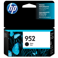 Hewlett Packard HP F6U15AN / HP 952 Black Inkjet Cartridge