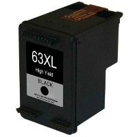 Remanufactured HP HP 63XL Black ( F6U64AN ) Black Inkjet Cartridge