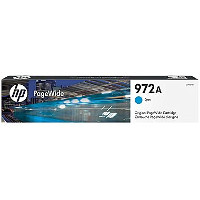 HP L0R86AN / HP 972A Cyan Inkjet Cartridge