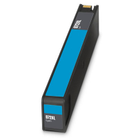 Remanufactured HP HP 972XLC ( HP 972XL Cyan ) Cyan Inkjet Cartridge