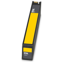 Remanufactured HP HP 972XLY ( HP 972XL Yellow ) Yellow Inkjet Cartridge