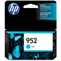 Hewlett Packard HP L0S49AN / HP 952 Cyan Inkjet Cartridge