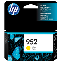 Hewlett Packard HP L0S55AN / HP 952 Yellow Inkjet Cartridge