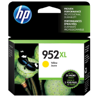 Hewlett Packard HP L0S67AN / HP 952XL Yellow Inkjet Cartridge