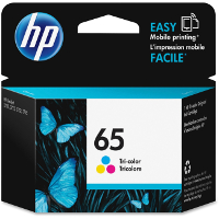 HP N9K01AN / HP 65 Tri-Color Inkjet Cartridge