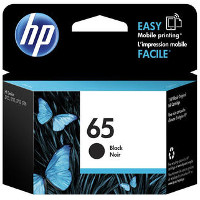 HP N9K02AN / HP 65 Black Inkjet Cartridge