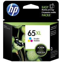 HP N9K03AN / HP 65XL Tri-Color Inkjet Cartridge