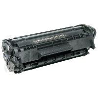 Service Shield Brother Q2612A Black Replacement Laser Toner Cartridge by Clover Technologies