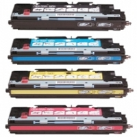 Compatible HP Q2670A / Q2671A / Q2672A / Q2673A Laser Toner Cartridge MultiPack