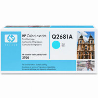 HP Q2681A Cyan Laser Toner Cartridge
