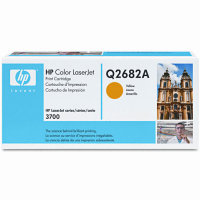 HP Q2682A Yellow Laser Toner Cartridge
