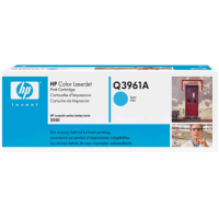 Hewlett Packard HP Q3961A Cyan Smart Print Laser Toner Cartridge