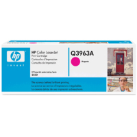 Hewlett Packard HP Q3963A Magenta Smart Print Laser Toner Cartridge