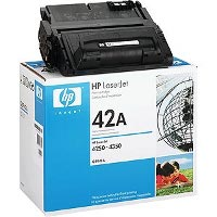 Hewlett Packard HP Q5942A ( HP 42A ) Laser Toner Cartridge