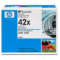 Hewlett Packard HP Q5942X ( HP 42X ) Laser Toner Cartridge