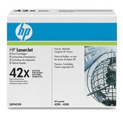 Hewlett Packard HP Q5942XD ( HP 42X ) Laser Toner Cartridges