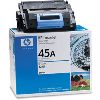 Hewlett Packard HP Q5945A ( HP 45A ) Laser Toner Cartridge