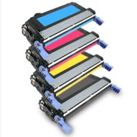 Hewlett Packard HP Compatible Q5950A / Q5951A / Q5952A / Q5953A Laser Toner Cartridge MultiPack