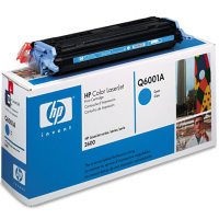 Hewlett Packard HP Q6001A Laser Toner Cartridge