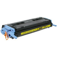 Hewlett Packard HP Q6002A Replacement Laser Toner Cartridge