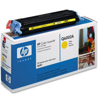 Hewlett Packard HP Q6002A Laser Toner Cartridge