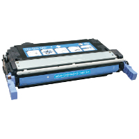 Service Shield Brother Q6461A Cyan Replacement Laser Toner Cartridge by Clover Technologies