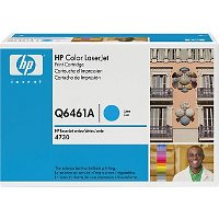 Hewlett Packard HP Q6461A Laser Toner Cartridge