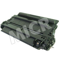 Hewlett Packard HP Q7516A ( HP 16A ) Remanufactured MICR Laser Toner Cartridge