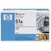 Hewlett Packard HP Q7551A ( HP 51A ) Laser Toner Cartridge