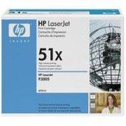 Hewlett Packard HP Q7551X ( HP 51X ) Laser Toner Cartridge