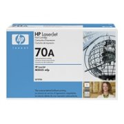 Hewlett Packard HP Q7570A ( HP 70A ) Laser Toner Cartridge
