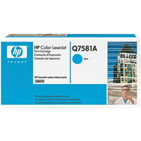 Hewlett Packard HP Q7581A Laser Toner Cartridge