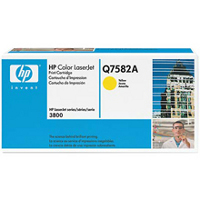Hewlett Packard HP Q7582A Laser Toner Cartridge