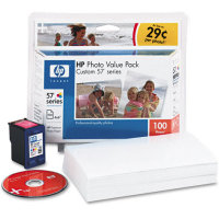 Hewlett Packard HP Q7926AN ( HP 57 Photo Value Pack ) InkJet Cartridge Value Pack