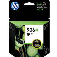 Hewlett Packard HP T6M18AN / HP 906XL Black Inkjet Cartridge