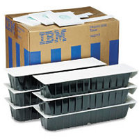 IBM 1402717 Black Laser Toner Cartridges (6/Pack)