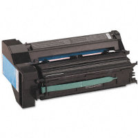 IBM 75P4052 Cyan Return Program Laser Toner Cartridge
