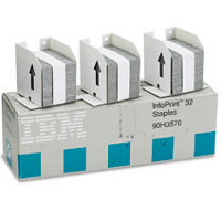 IBM 90H3570 Laser Toner Staples Refill Sets (3/Pack)