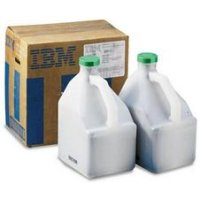 IBM 69G7379 Enhanced Printing Laser Toner Developer Bottles (2/Pack)